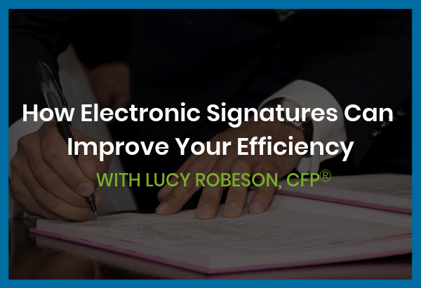 Electronic Signatures Efficiency - Email Hero