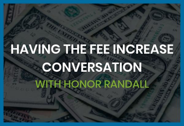 Having Fee Increase Convo - Email Hero