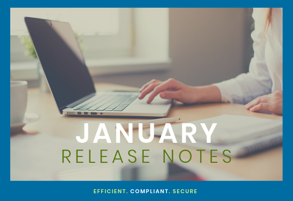January Release Notes - Email Hero