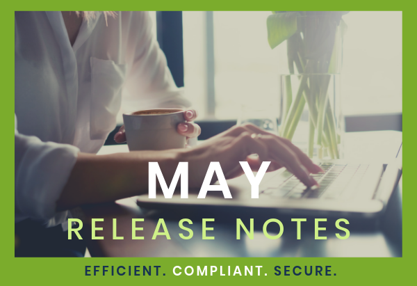 May Release Notes - Email Hero