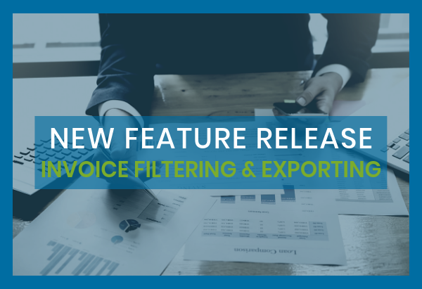 New Feature Release_ Invoice Filtering and Exporting