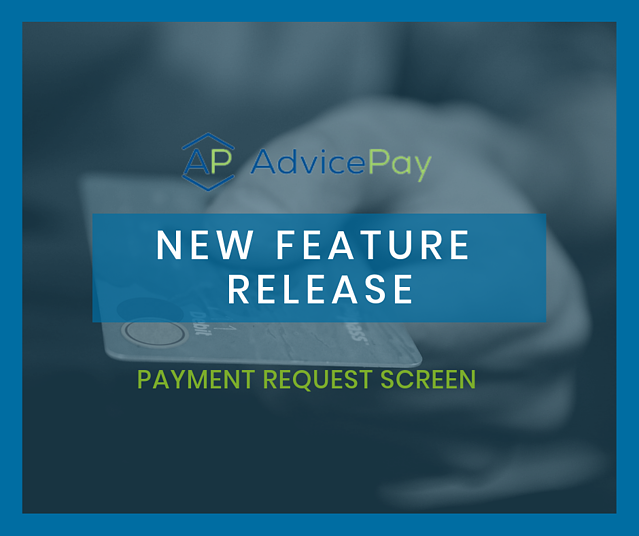Social Media - New Feature Release - Payment Request Screen (1)