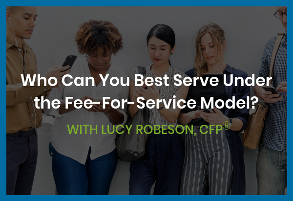 Who Can You Best Serve Under Fee-For-Service Model - Email Hero