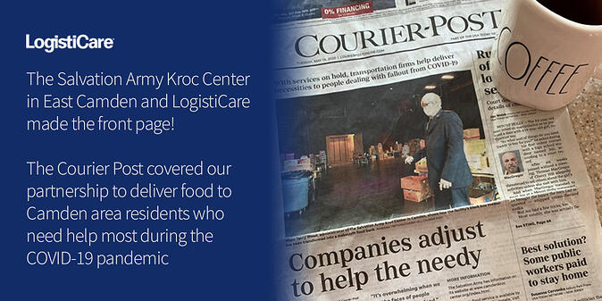 Transportation firms pivot to deliver food to those in need in South Jersey [ICYMI]