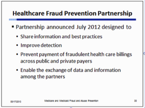 Reducing Medicaid Fraud with Volumes of Data