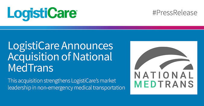 LogistiCare Announces Acquisition of National MedTrans