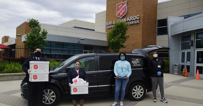 LogistiCare Partners with The Salvation Army Kroc Center in Camden