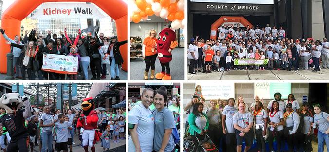 LogistiCare Is National Sponsor For Kidney Walk