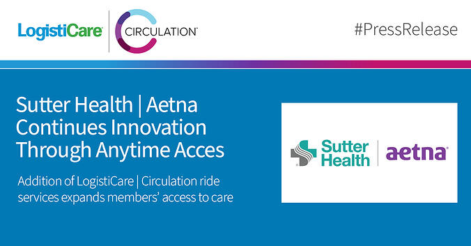 Sutter Health | Aetna Continues Innovation Through Anytime Access