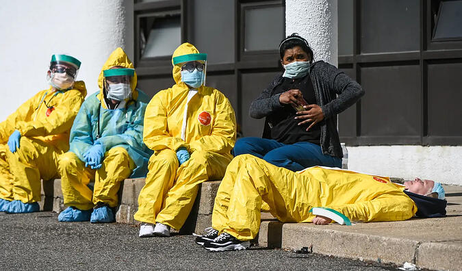 The Coronavirus Pandemic is Going to Trigger a Second Healthcare Crisis