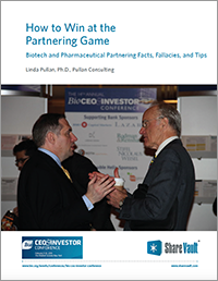 White Paper | How to Win at the Partnering Game