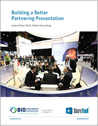 White Paper: Building a Better Partnering Presentation