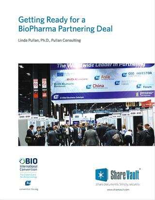 White Paper: Getting Ready for a Biopharma Partnering Deal