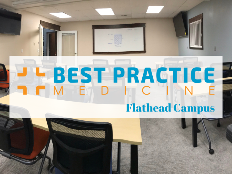 Best Practice Medicine Flathead Campus Classroom Branded Centered 2000x1499
