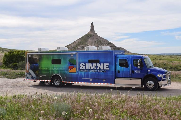 Truck - Chimney Rock