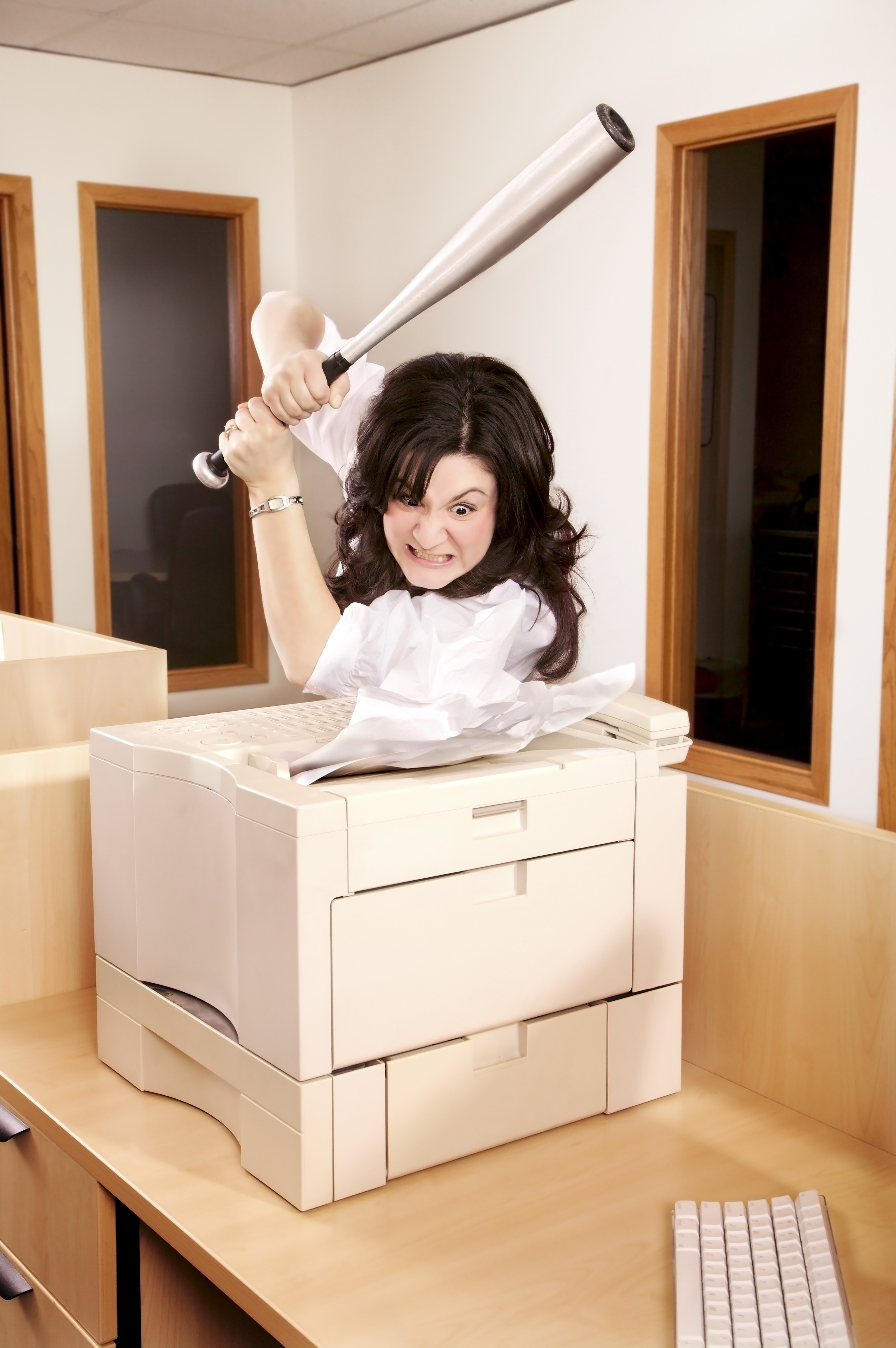 Do You Have Good Printing Etiquette?