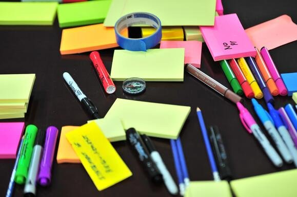 Where did my stationery go? -- Top 3 office supplies that always go missing