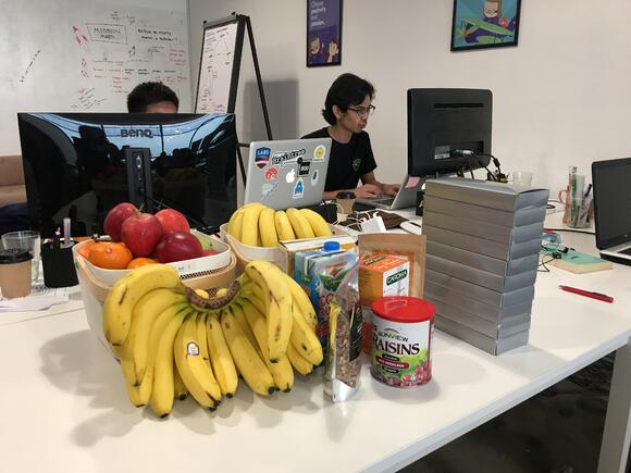 Office Invasion: Supahands