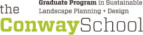 The Conway School Graduate Program in Sustainable Landscape Planning and Design