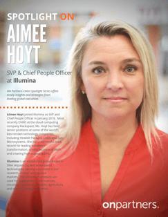 Spotlight ON_ Aimee Hoyt - Illumina