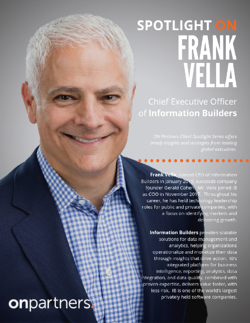Spotlight ON_ Frank Vella - Infobuilders