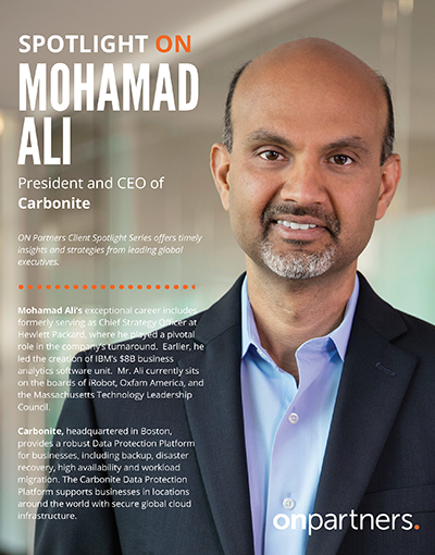 Spotlight ON_ Mohamad Ali - Carbonite_QA_Page_1