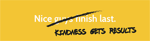 Kindness: The golden rule