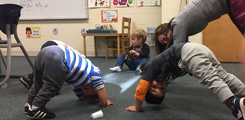 Jessica Kerckhoff's Kids Yoga United