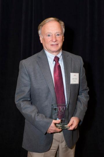 Larry Guess - SBM Award