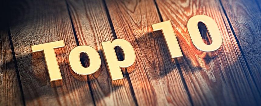 Top Ten Reasons…