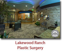 Lakewood Ranch Plastic Surgery Medical Office
