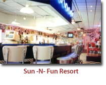 Sun N Fun Resort Diner
