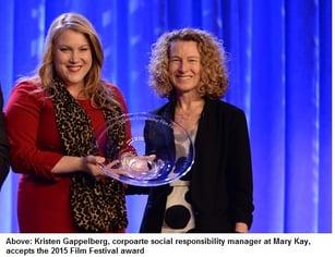 2015 Film Festival Winner | Mary Kay