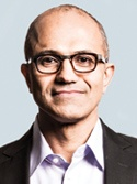 Satya Nadella, Microsoft Corporation