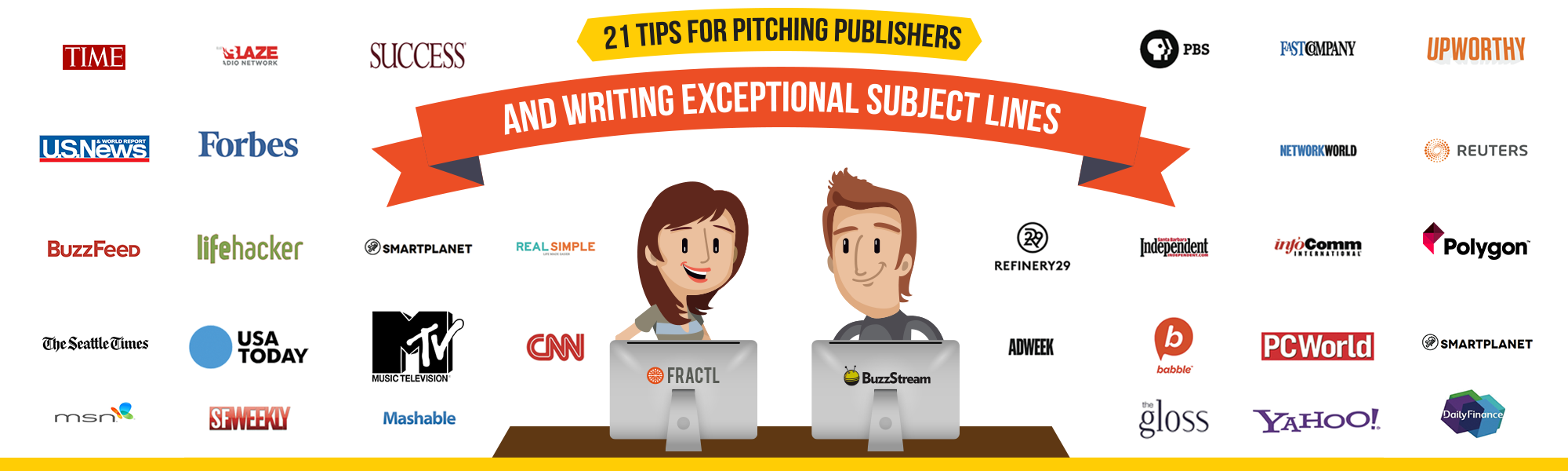 21 Tips For Pitching Publishers And Writing Exceptional Subject Lines