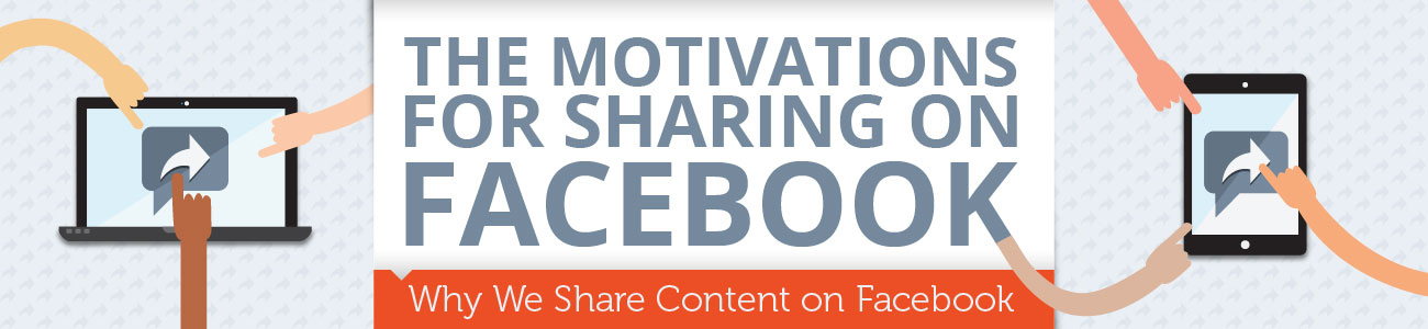The Motivations for Sharing on Facebook, Why We Share Content on Facebook
