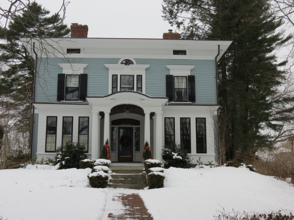 Photo of Victorian Home, Front View