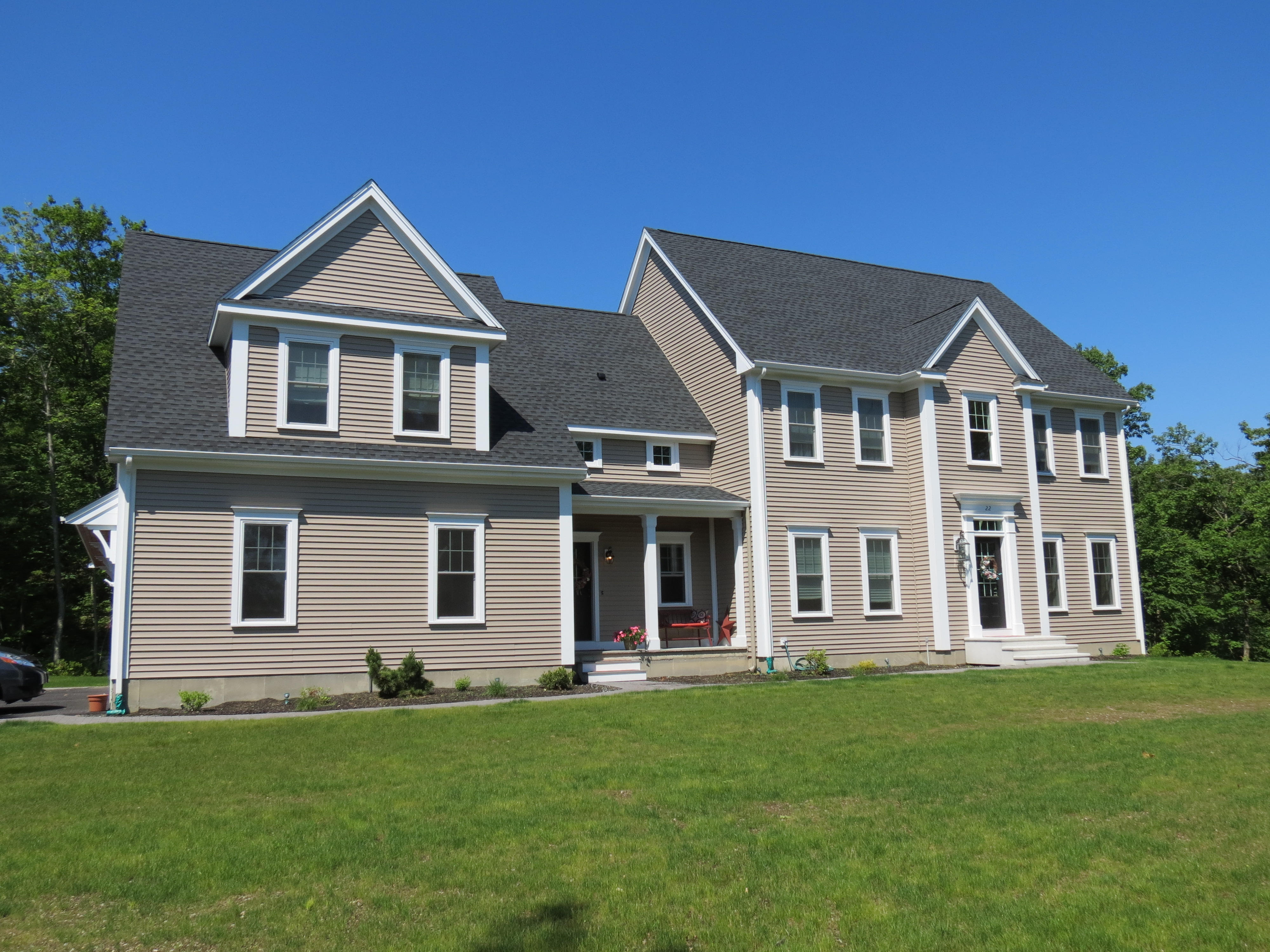 For sale new homes central ma for Ma home builders