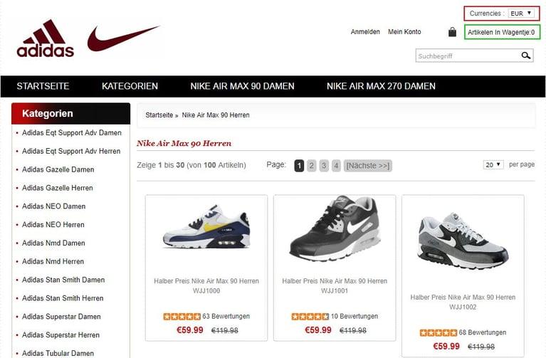 50% Rabatt auf alles! - Die Online Shop Falle
