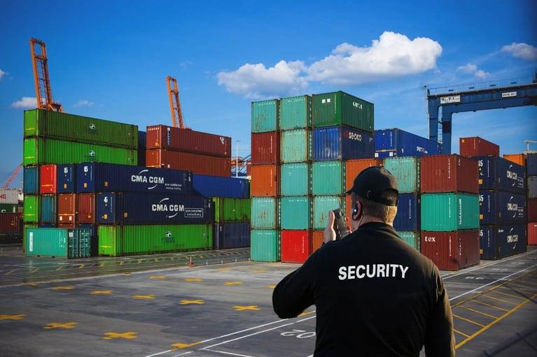 Container schützen - Sicherheit für Containerlösungen schaffen