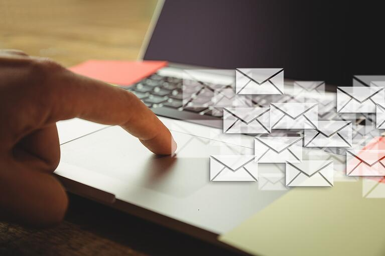 E-Mails sind das Einfallstor Nummer 1 für Cyber-Angriffe