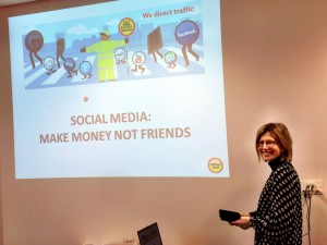 social media training for women in business southend