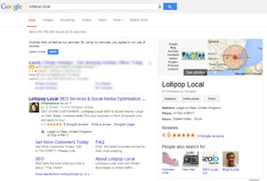 google places uk or google plus local for your brand