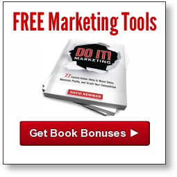do it marketing book bonuses