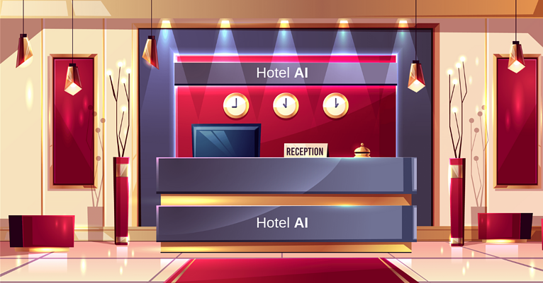 Ondestek Blog-Hotel AI
