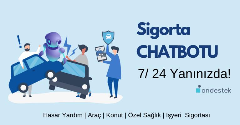 Ondestek-Sigorta Chatbotu