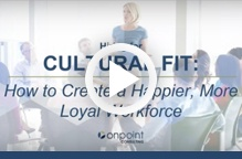 Video: Hiring for Cultural Fit