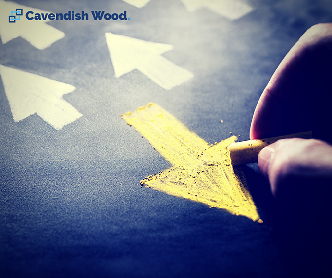 Digital Transformation Objectives - Cavendish Wood - Share