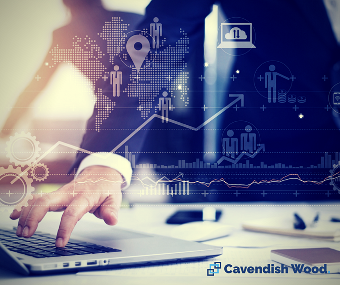 Preparing to define a Digital Transformation Strategy - Cavendish Wood - Share