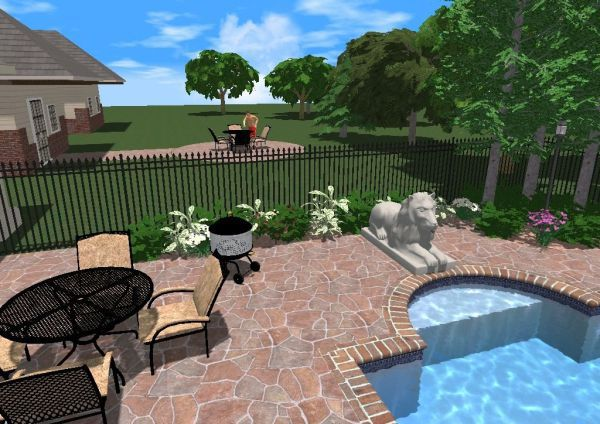 Inground pool landscaping 101 set your pool apart for Landscaping ideas for pool areas